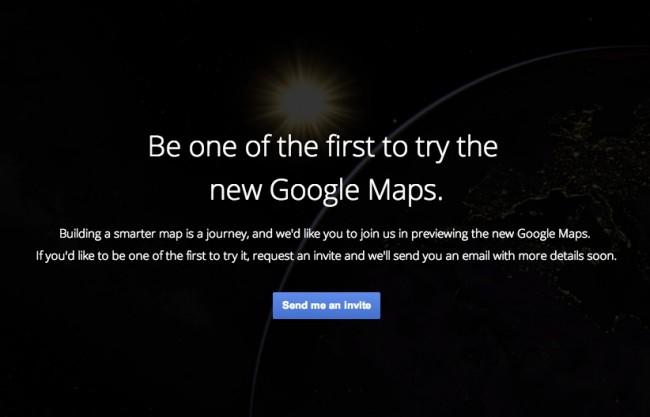 New Google Maps 0