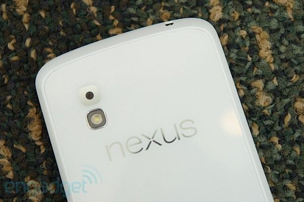 Official White Nexus 4