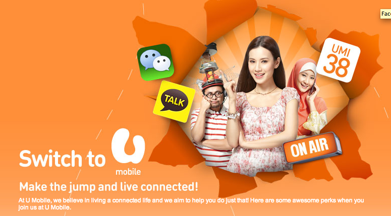 U Mobile Switch2u