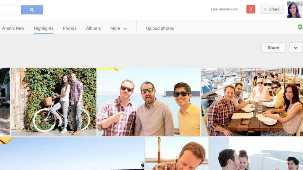 Google I/O 2013: Google+ Photos Auto Enhance, Highlight and Auto Awesome
