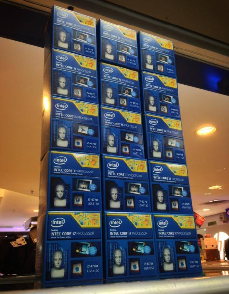 4th Generation Intel Core Processors at C-Zone