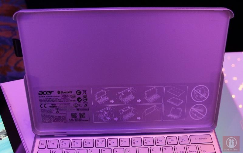 Acer Aspire P3