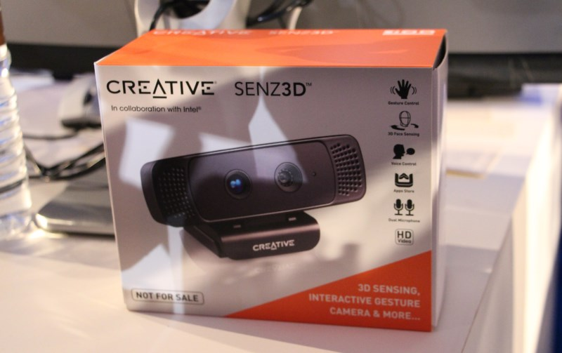Creative Senz3D Camera
