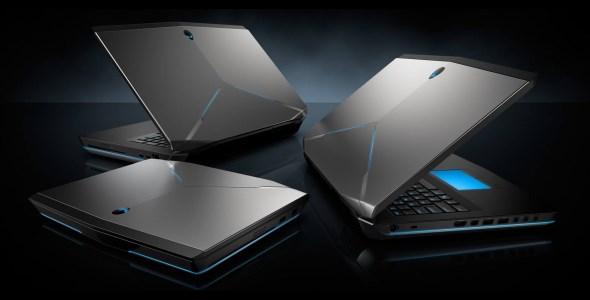 2013 Alienware Laptops