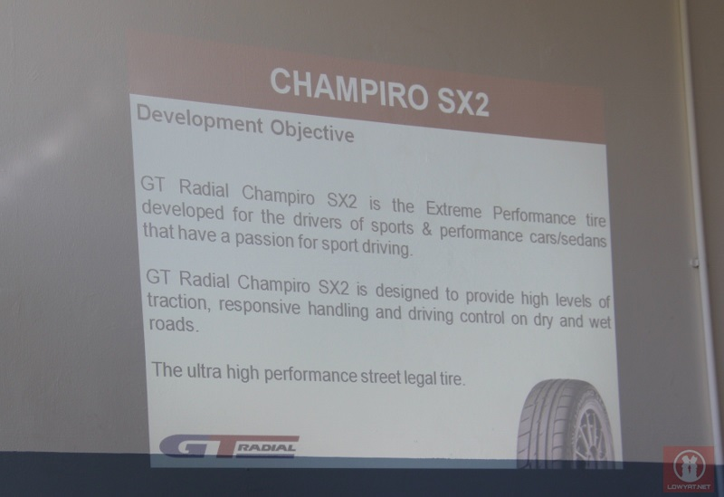 GT Radial Champiro SX2 Ultra High Performance Tires