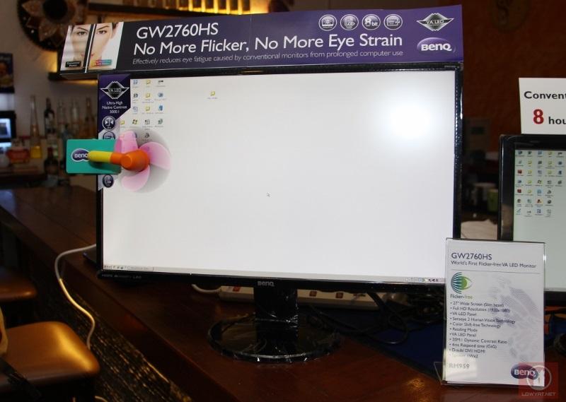 BenQ GW2760HS VA LED Monitor