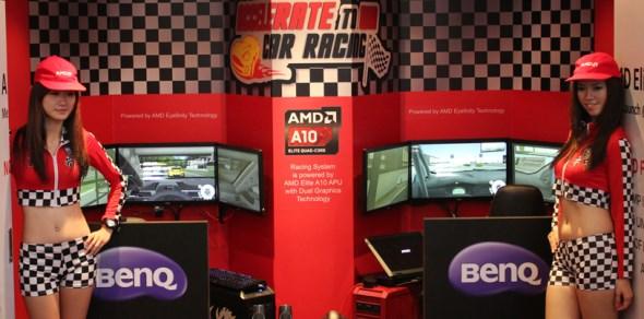 AMD Malaysia Roadshow Plaza Low Yat