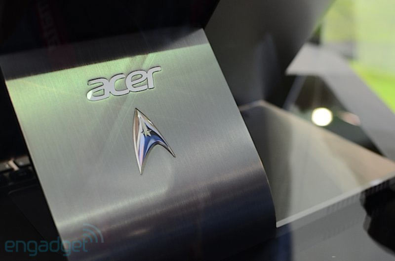 Aspire R7 Star Trek Edition 3