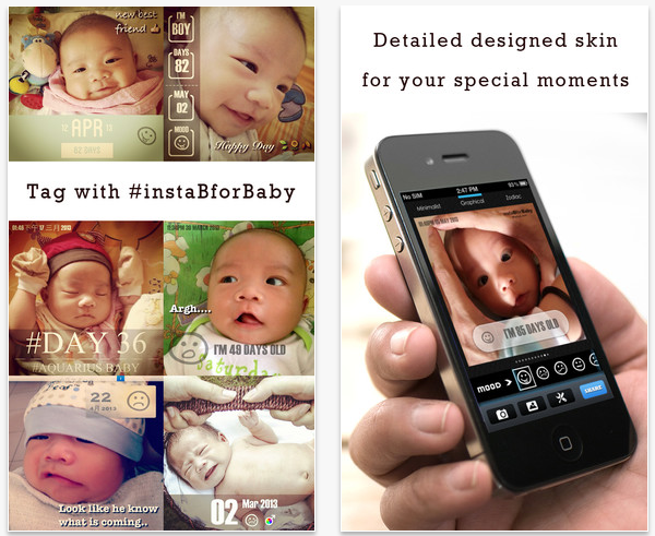 InstaB for Baby