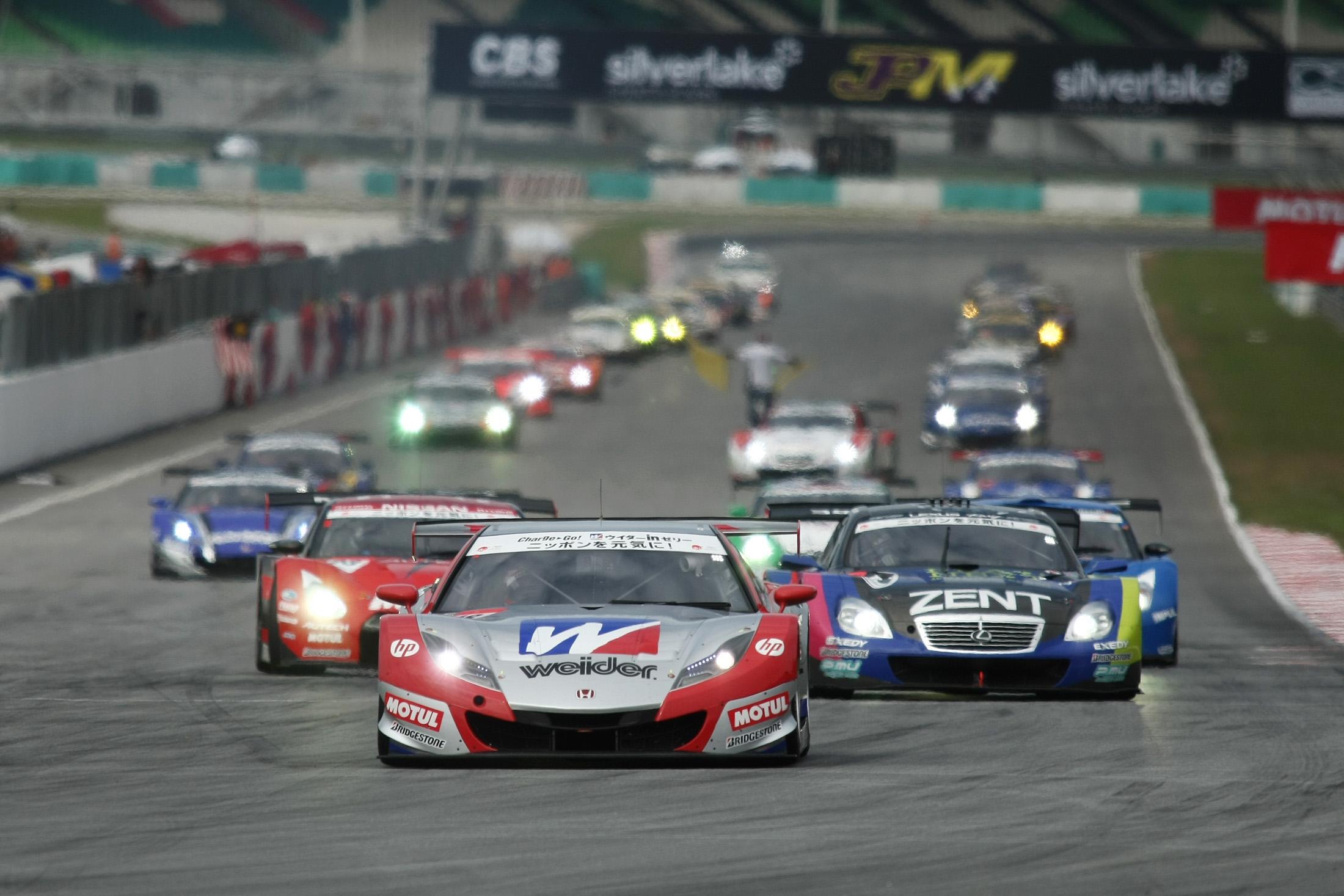 Super GT Race_1