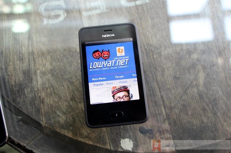 Nokia Asha 501 Hard Reset