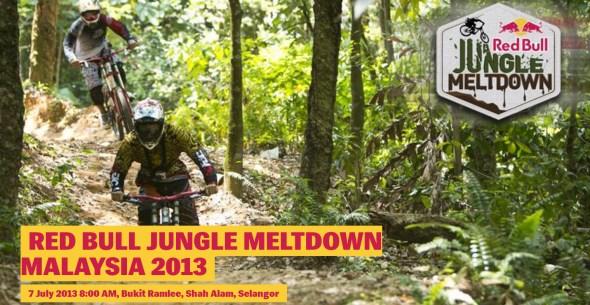 Red Bull Jungle Meltdown 2013