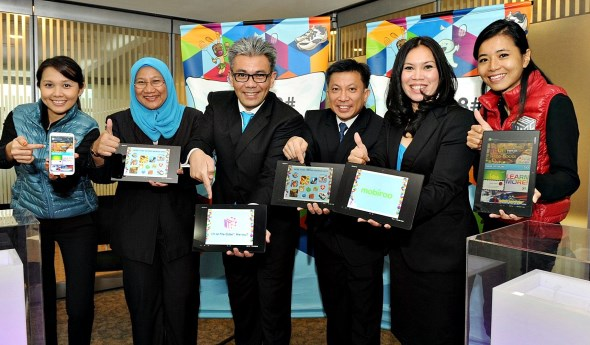 Celcom - Mobiroo Partnership Launch