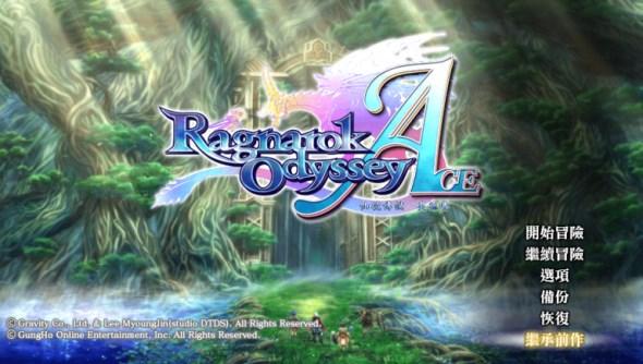 Ragnarok Ace For PlayStation Vita