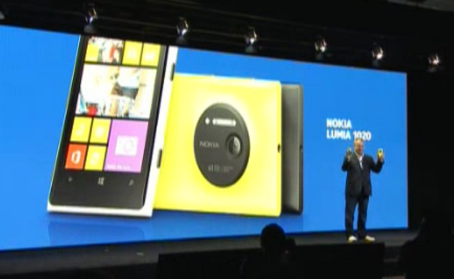 Nokia Lumia 1020 Launch