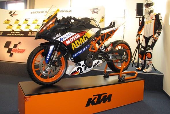 2014 KTM RC390 Cup
