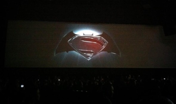 2015 Man of Steel Sequel Announcement at SDCC 2013