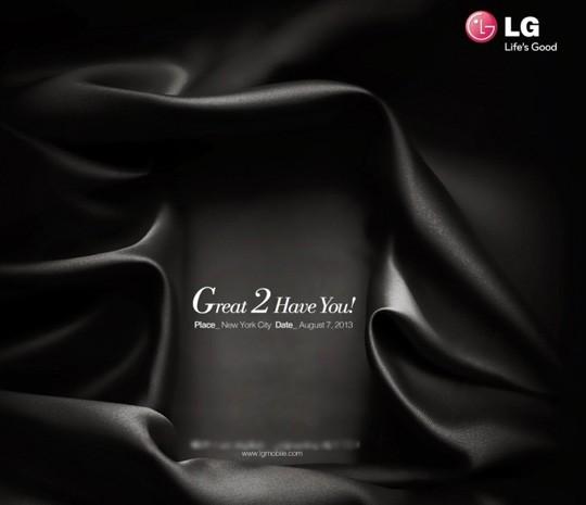 LG G2 Teaser