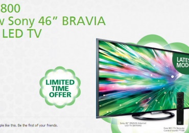 Maxis RM800 Off Sony Bravia Promo