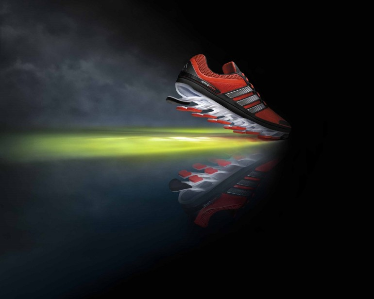 a8a7cb76e57 adidas to Continue Running Revolution with the Springblade Running Shoes on  August 1