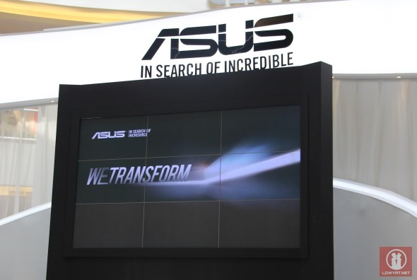 ASUS Malaysia We Transform Launch - August 2013