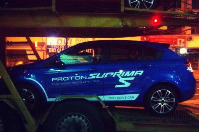 Proton Suprima S