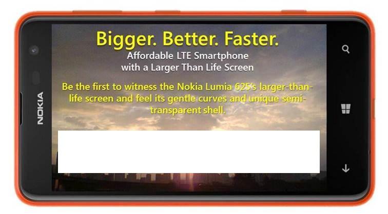 Nokia Lumia 625 Malaysian Launch