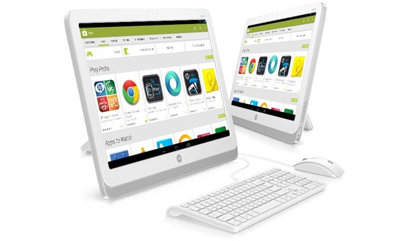 HP Slate 21 Android All In One Desktop