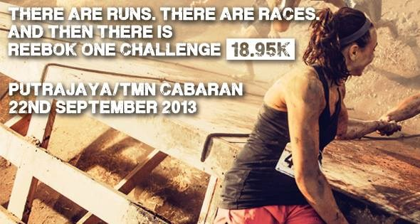 Reebok ONE Challenge 2013