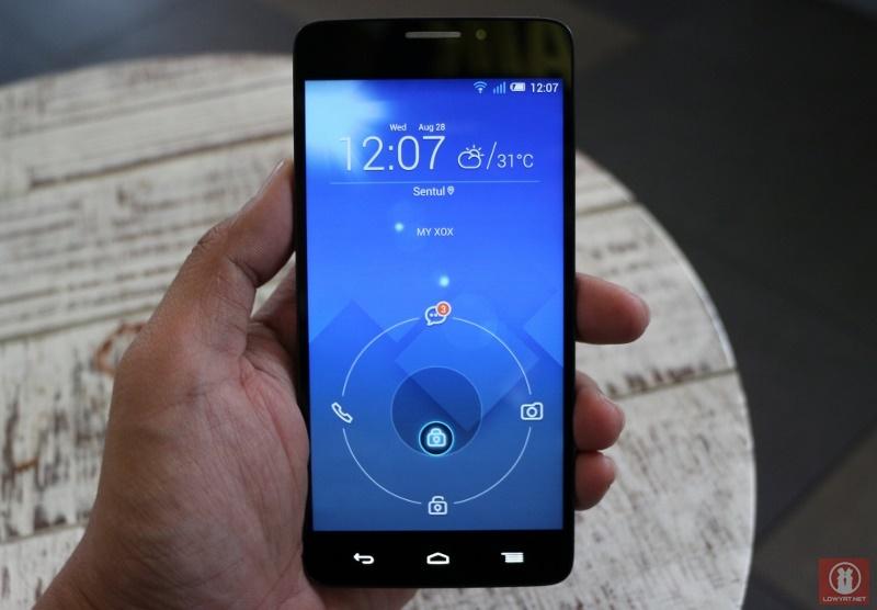 Alcatel One Touch Idol X 23