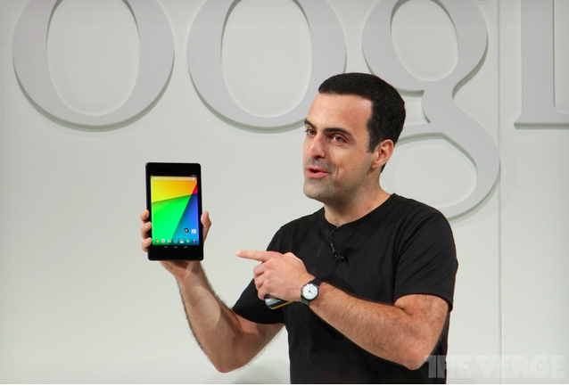 Android VP Hugo Barra