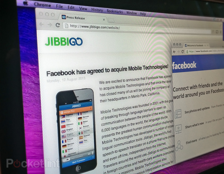 Facebook Acquires Mobile Technologies