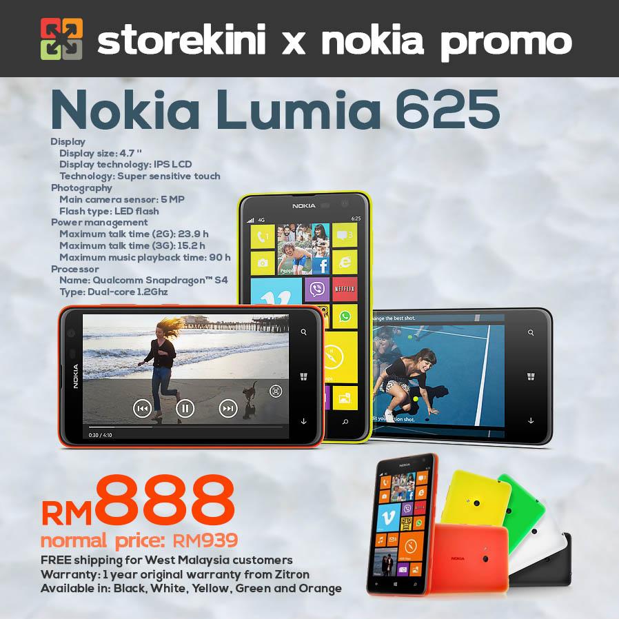 Lumia625 promo