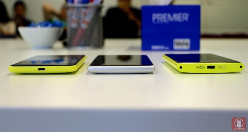 Nokia Lumia 625 - Lumia 925 - Lumia 920