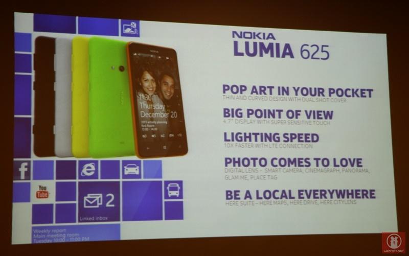 Nokia Lumia 625 21