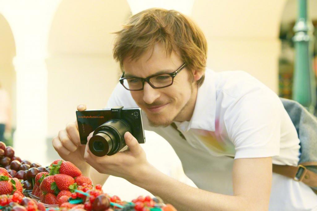 Sony QX Camera Lens