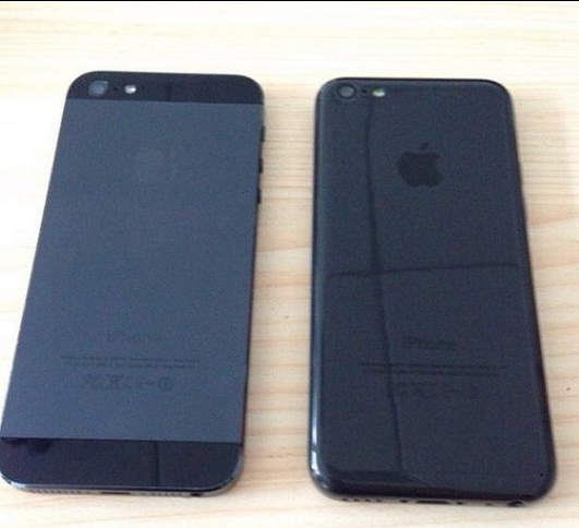 iPhone 5C Black iPhone 5