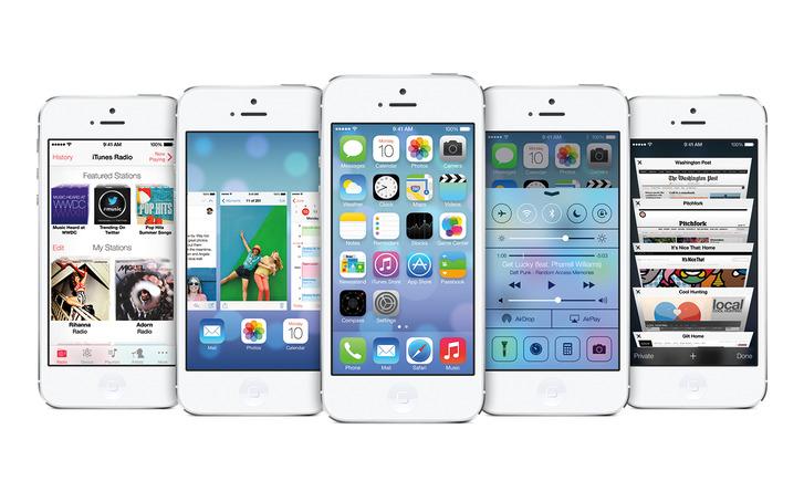 iPhone 5S 64 Bit A7 processor