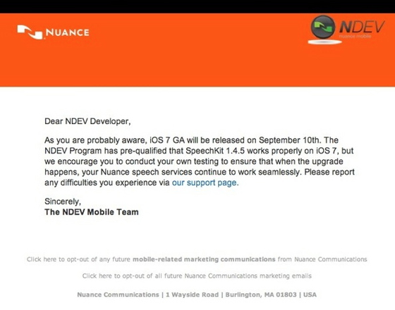 ndevemail-ios7