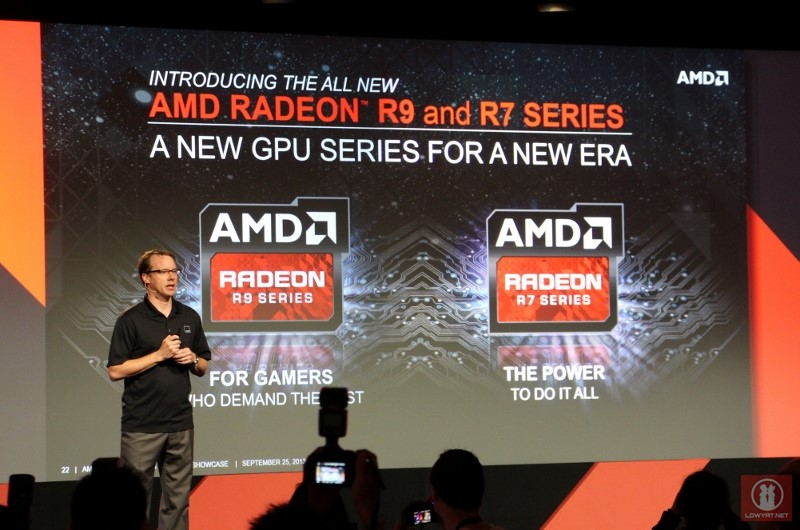 AMD Officially Announces Radeon R9 and R7 Series Graphics Cards