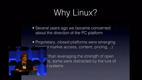 Gabe LinuxCon