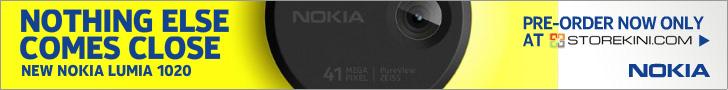 Nokia Lumia 1020 Pre-Order at Storekini