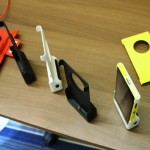 Nokia Camera Grip and Wireless Charging Cover for Lumia 1020