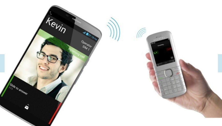 One Touch Hero Bluetooth Phone