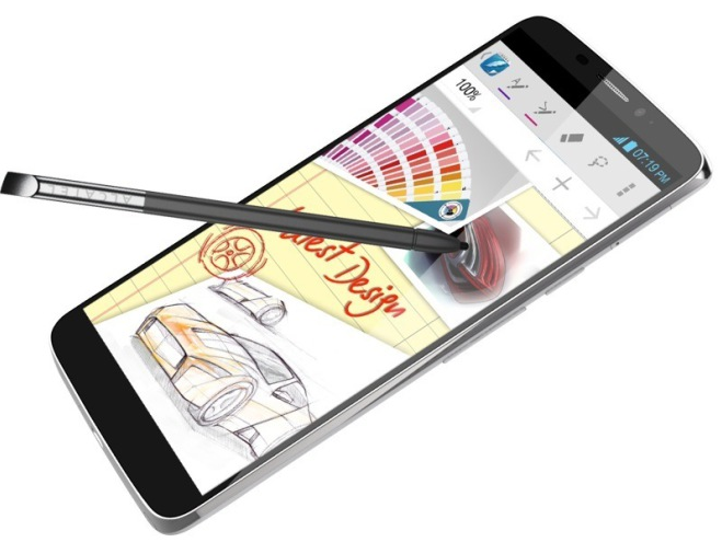 One Touch Hero Stylus