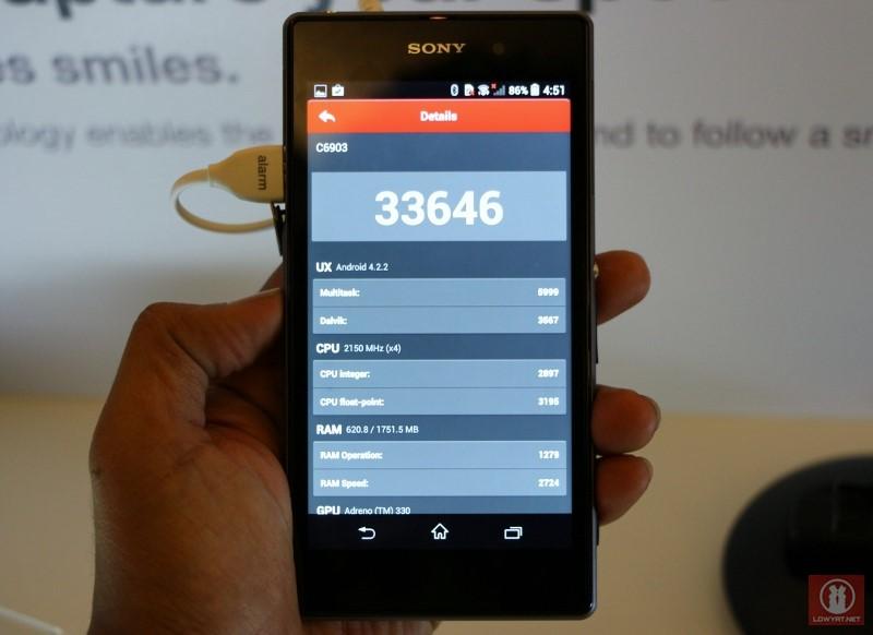 Sony Xperia Z1 23