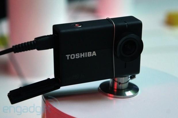 Toshiba Camileo X Cam
