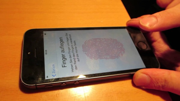 iPhone 5S' Touch ID Hacked Using Some Laser-Printed Fingerprint and Some Latex