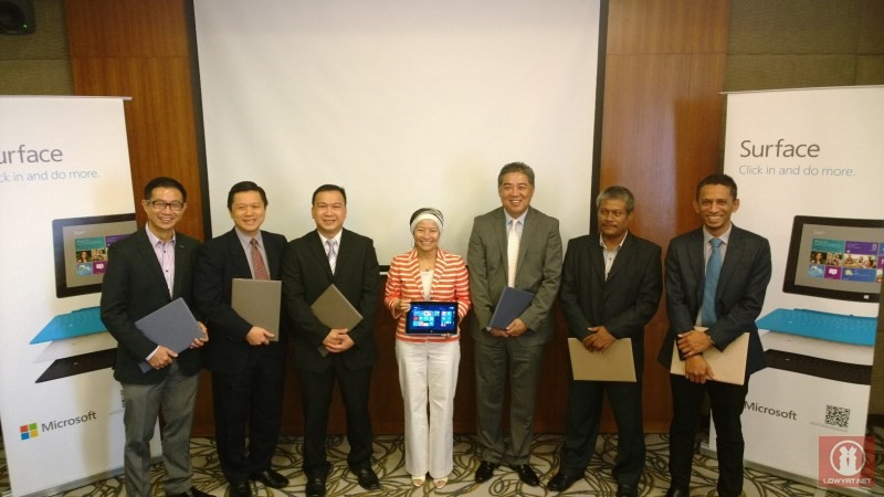 Surface for Business Launch by Microsoft Malaysia