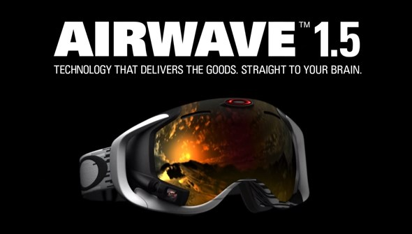 3f32085d2fe5e Oakley Reveals Updated Airwave Heads-Up Display Ski Goggle  Now With ...